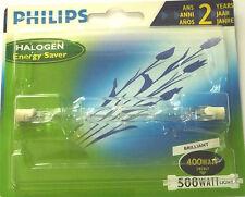 Philips HALOGENSTAB 400 W ~ 500 W rx7s Halogène Stab 400 W/500 w halogènes 118 mm