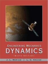 Engineering Mechanics, Dynamics; 6e