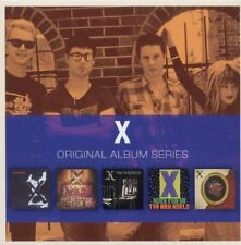 X Original Album Series LOS ANGELES More Fun WILD GIFT Ain't Love Grand NEW 5 CD