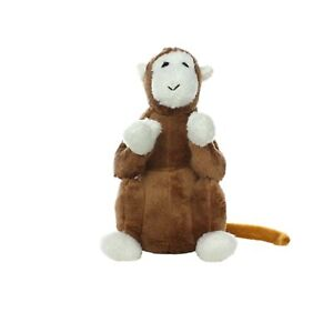 Mighty Jr. Safari Monkey - Dog Toy 7 in