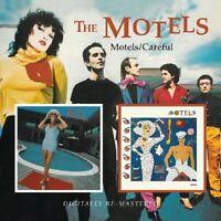 The Motels - Motels / Careful (2010)  CD  NEW/SEALED  SPEEDYPOST