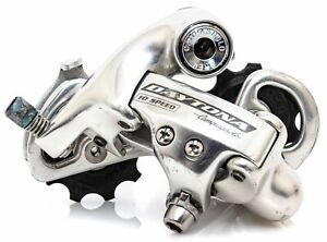 Campagnolo Daytona 10 Speed Road Bike Rear Derailleur Short Cage Vintage Centaur