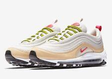 Nike Air Max 97 921733-004 Light Bone/Deadly Pink-Mushroom UK 6 EU 40 US 8.5 New