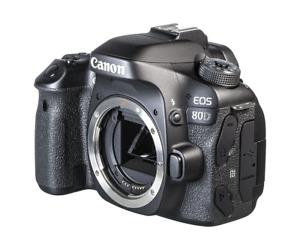 Canon EOS 80D + Canon 18-55mm IS STM *** NEU/OVP ***