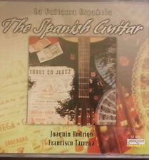 The Spanish Guitar: Joaquin Rodrigo; Francisco Tarrega (CD, 1996)