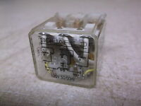 SQUARE D MINIATURE RELAY 8501 RS24V20 SERIES A 120V COIL USED