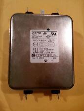 Corcom 20VS1 F7249 EMI Filter, 20A 120/250V 50-60Hz