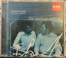 The Kreisler Album (CD, Sep-2003, EMI Classics) The Perlman Edition