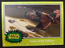 2015 Journey to Star Wars: The Force Awakens #2 Power of the Podrace SLIME GREEN