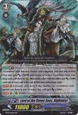Cardfight!! Vanguard Lord of the Seven Seas, Nightmist - BT13/016EN - RR NM