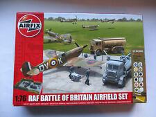 Airfix 1:76 RAF Battle of Britain Airfield set