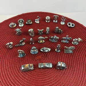 Monopoly Here & Now World Pieces Tokens Movers 28 Pieces