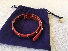 Tory Burch Double Wrap Reversible Stud Bracelet