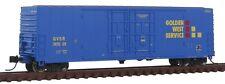 N Gauge - Boxcar Golden West Service Gvsr 61033 Neu