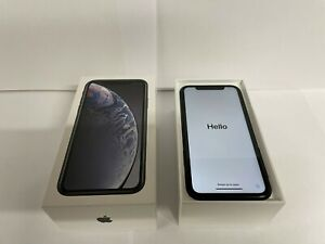 Apple iPhone XR - 64GB - Black (Vodafone)