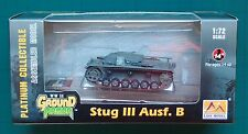 Stug III Ausf.B - Easy Model -  scala 1/72 - Assembled Model