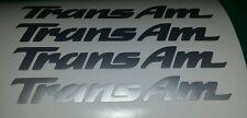 "Trans Am Wheels ""Decals"" ""Stickers"" Pontiac Free Shipping & Tracking Ram Air WS6"