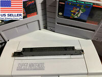 62 Pin Replacement Cartridge Connector Slot For Super Nintendo SNES