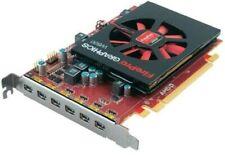 ATI AMD FirePro W600 2GB GDDR5 6Mini DisplayPort PCI-Express Video Card
