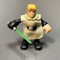 Luke skywalker  Playskool Star Wars Galactic Heroes 2.5'' Action Figures Toy