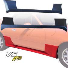 VSaero FRP RSAC Side Skirts For Mazda Miata MX-5 NA 90-97
