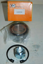 Citroen AX 87-96, Saxo 1.0, 1.1 (3 Stud) 96-99  Brand New Front Wheel Bearing