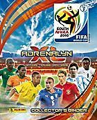 WORLD CUP 2010 ADRENALYN XL FANS FAVOURITE,GOAL STOPPER,STAR PLAYER,LTD EDITION