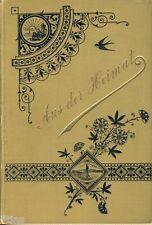 Desde la patria científica revista jg. 1900 Lampreta Mistel lechuza