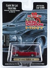Racing Champions Mint '69 Dodge Charger 500 Issue #240 MIP 1999