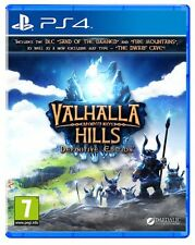 Valhalla Hills Definitive Edition PS4 NEW DISPATCHING TODAY ALL ORDERS BY 2 PM