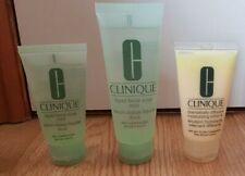 CLINIQUE liquid facial soap DUO + DRAMATICALLY DIFFERENT MOISTURISING LOTION DRY