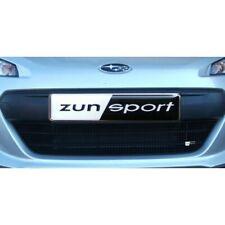 ZUNSPORT BLACK FRONT LOWER GRILLE for SUBARU BRZ 2012- ZSU41112B