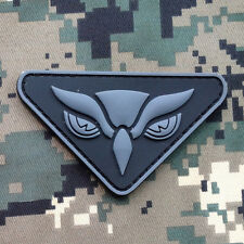 Details about  /INDUSTRIAL BEAR TACTICAL COMBAT BLACK OPS HOOK BADGE MORALE PVC MILITARY PATCH