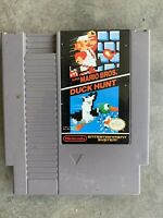 Super Mario Bros./ Duck Hunt (Nintendo Entertainment System, 1985)