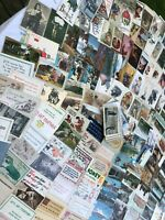 Vintage Lot of 300+ Assorted Misc. Postcards