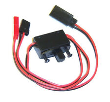 C6011 RC On Off Switch Compatible JR Plug 1 x Male / 1 x Female JST + JR