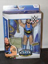 WWE Mattel Earthquake Elite Series 35 Wrestling Action Figure Flashback