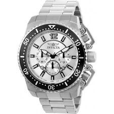 Invicta 21951 Pro Diver Quartz Chronograph Tachymeter Stainless Steel Mens Watch
