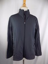 Core 365 by North End Triple Crown Size XL Women's Gray Zip Lined Jacket Coat