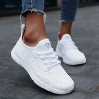 Womens Athletic Sneakers Size 7 8 9 10 11 Walking Tennis Comfort Running Shoes