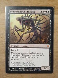 MTG - Phyrexian Obliterator - Black - Creature Horror