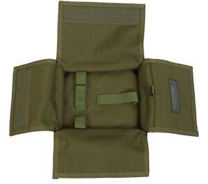 MOLLE  Medical Pouch Quad-fold OD Green Blackhawk STRIKE 37CL48OD