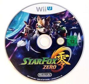 Star Fox Zero | DISC ONLY | Nintendo Wii U