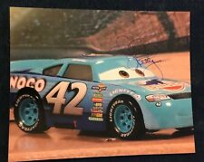 Kyle Petty Nascar Signed 8x10 Photo Autographed Cal Weathers Cars Movie