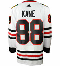 Patrick Kane Chicago Blackhawks Adidas Authentic Away NHL Hockey Jersey - Rea...