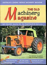 The Old Machinery Magazine #106