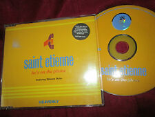 Saint Etienne Featuring Etienne Daho – He's On The Phone Heavenly HVN50CD single