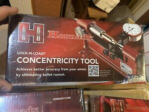 Hornady Lock-N-Load Ammunition Concentricity Tool