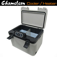 18L Food drink Cooler & Heat Box 12v DC and 240v Adaptors included
