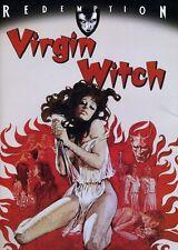 Virgin Witch DVD Region ALL WS